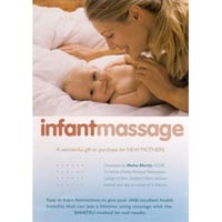 Infant Massage DVD By Melva (549 0035)