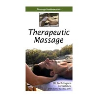 Therapeutic Massage DVD By Real Bodywork (549 0041