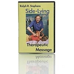 Ralph Stephens Side-lying Therapeutic Massage DVD
