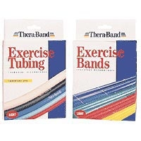 Thera-Band Resistance Tubing 5' Kit Heavy (651 002