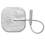 "Arrow Reusable Silver Electrodes 2"" Square (672 0"