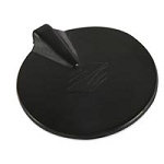 "2"" Round Black Carbon Electrode For Banana Lead (6"