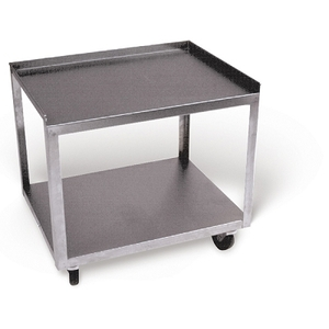 Stainless Steel Cart 2 Shelves 16'x21'x19' (675 0