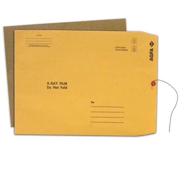 "X-Ray Film Mailing Envelope 15"" X 18"" (689 0004)"