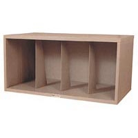 Stackable Shelving 29' W (690 0006)