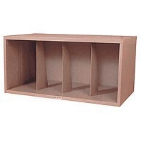 Stackable Shelving 36' W (690 0007)