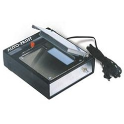 Auto Print Electric Id Printer (693 0025)