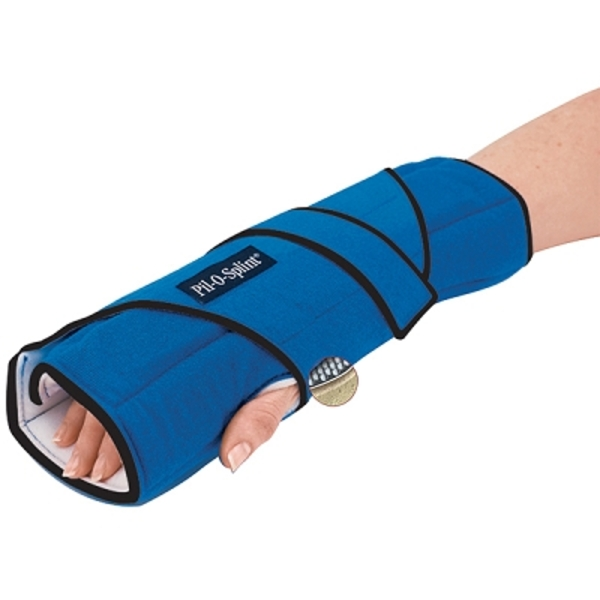 Adjustable Pil-o-splint Wrist Support Universal (7