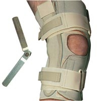 Single Pivot Knee Wrap Thermoskin X-Large (709 008
