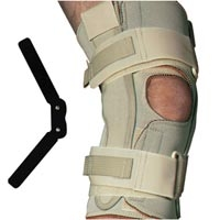 Double Pivot Knee Wrap Thermoskin Large (709 0083)