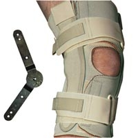 Range Of Motion Knee Wrap Thermoskin Medium (709 0