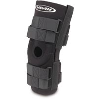 Extreme Knee Hinged Support Black Small (709 0138