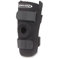 Knee With Patella Support X-Large Black (710 0019