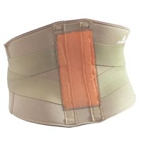 Thermoskin Lumbar Support with Removable Pad Large
