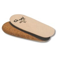 Cork Heel Lift 3mm 18' A1 - Women's 8-9 (723 000