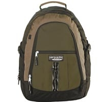 Airpack Backpack Medium Olive Green (726 0024)