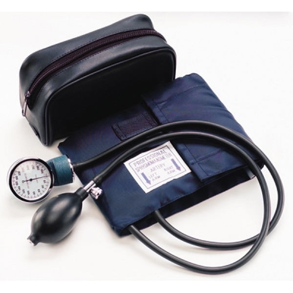 Economy Sphygmomanometer With Blue Nylon Cuff (735