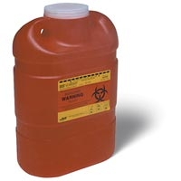 Sharps Needle Disposal System 6.9 Qt (764 0013)