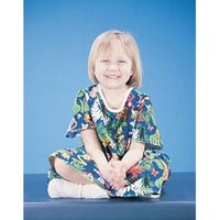 Jungle Print Exam Gown Youth Size 4-6 (766 0021)