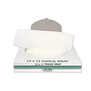 "Economy Headrest Squares with Slot 12""X12"" 1000"