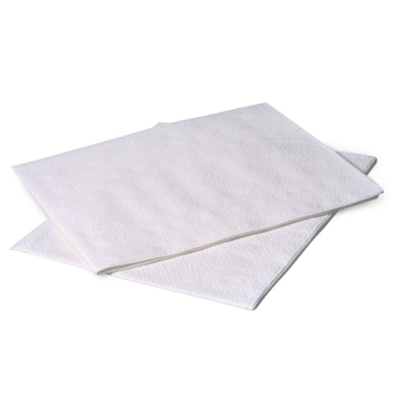 Tidi Crepe Sheets 1000Box White  1-ply (770