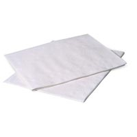 "Tidi Draping Sheets 50Case 3 Ply White 40""X90"""