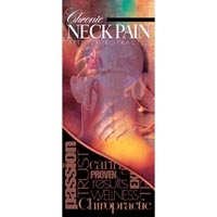 Neck Pain Brochure 25Package (795 0040)