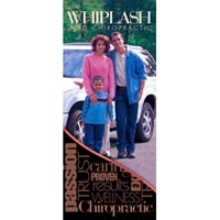 Whiplash Brochure 25Package (795 0043)