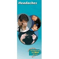 Headaches Brochure 25Package (795 0072)