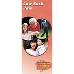 Low Back Pain Brochure 25Package (795 0077)