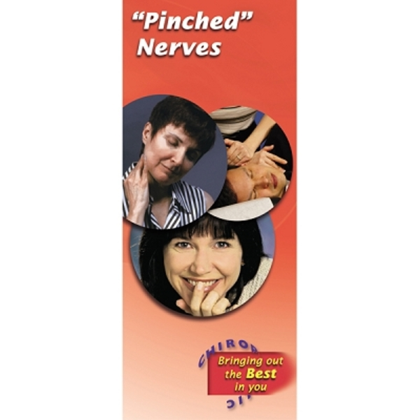 Pinched Nerves Brochure 25Package (795 0080)