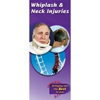 Whiplash & Neck Injuries Brochure 25Package (795