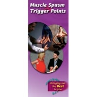Muscle Spasm & Trigger Points Brochure 25Package