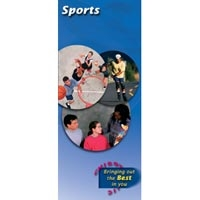 Sports Brochure 25Package (795 0119)