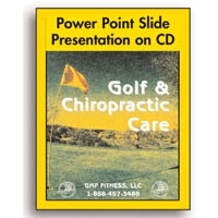 Golf & Chiro Care Slide Presentation (806 0024)