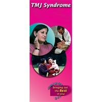 TMJ Syndrome Brochure Package25 (809 0005)