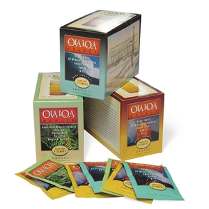 Ola Loa Vitamin Drink Mix Tropical 30 PacketsBox
