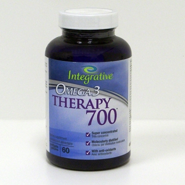 Omega3 Therapy 700 - 60 Soft Gels (827 0095)