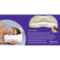 "Sleepright Side Pillow Queen 24"" X 12"" X 4"" (830 0"