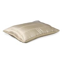 Velour & Satin Chiro Memory Pillow Standard (830 0