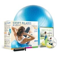 Stability Ball Pack 55cm Blue (840 0073)