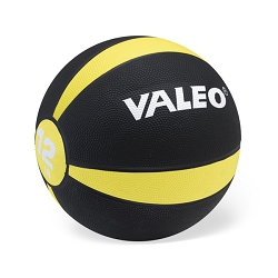 Valeo Medicine Ball 12 Lbs. Yellow (847 0029)