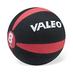 Valeo Medicine Ball 8 Lbs. Red (847 0041)