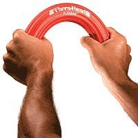 Thera-Band Flexbar Light Red 10 Lbs. (848 0009)