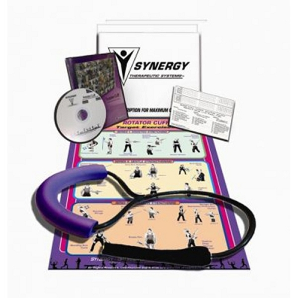 Rotator Cuff Specific Injury Kit DVD (850 0016)