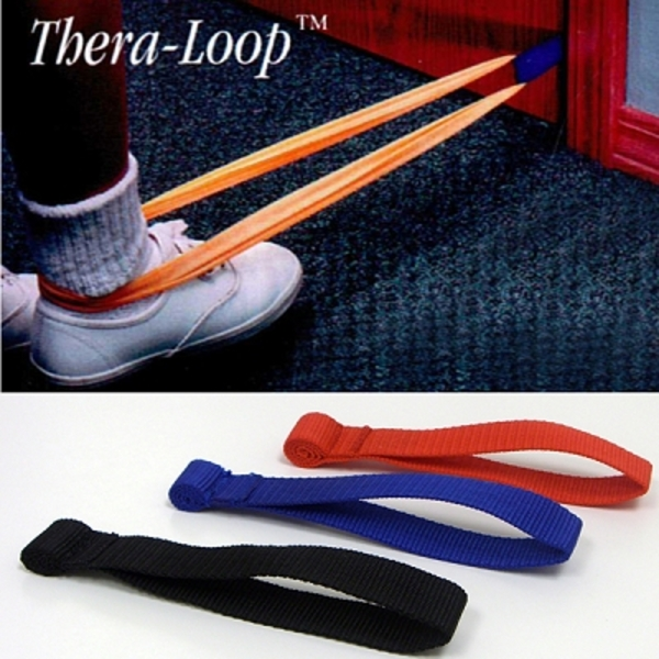 Thera-loop Non-slip Anchor - Tubing Or Band 10 Pac
