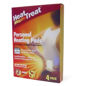 Personal Heating Pad (4 Pack) (874 0069)