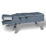 Table Galaxy Drop Bench Gray with Pelvic & (885 00