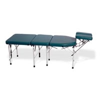 Lloyd C-108a Portable Table with Tilt & Elv Hd Adj