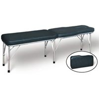 Portable Adjustment Bench Black (888 0023)